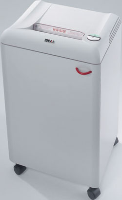 IDEAL 2503 (2x15mm) Paper Shredder